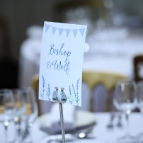 table name, table number, wedding table, Cornwall, Cornish, Laura Likes