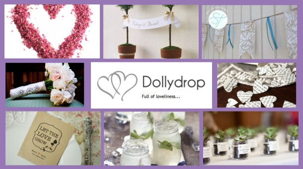 dolly drop collage