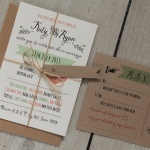 vintage, fete, fairground, carnival, rustic, natural, green, recycled, eco, wedding, invitation, invite, stationery, stationer, stationary, Cornwall, Cornish, Laura likes