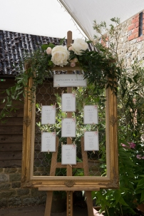 peony, floral, rustic, wedding, seating, table, plan, picture frame, rustic, elegant, stationery, stationary, cornwall, uk, Laura likes